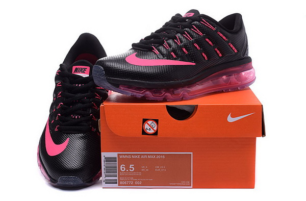 newest 5e3b3 4be5e ... NIKE Air Max 2016 Leather Face Women-002 ...