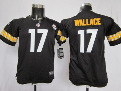 Elite Pittsburgh Steelers Kids Jersey-004