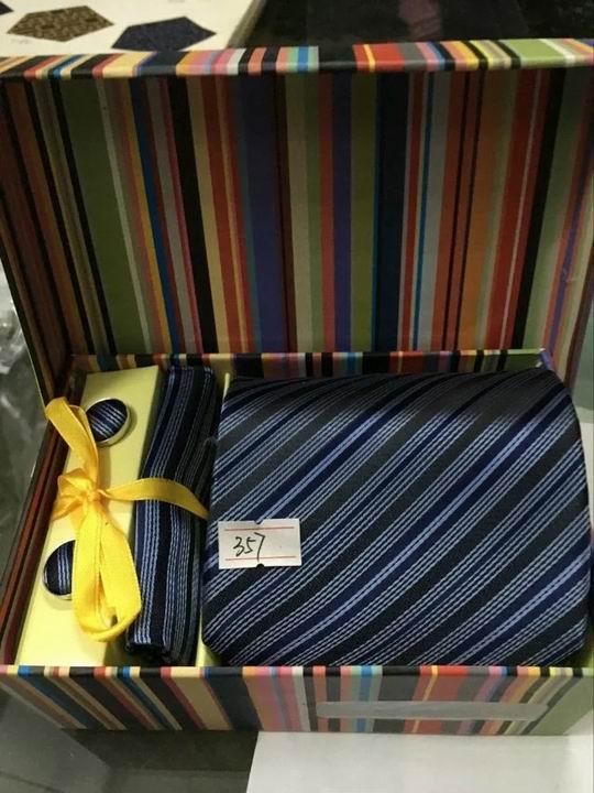 Paul Smith Necktie AAA Quality-036