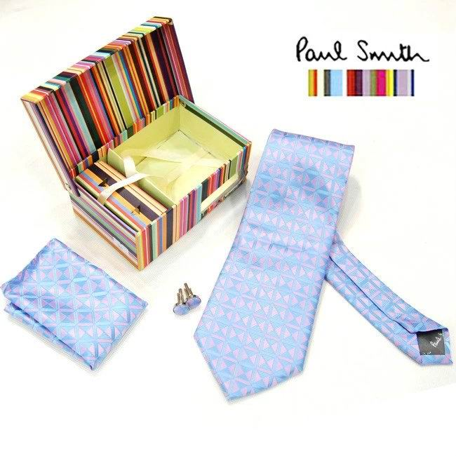 Paul Smith Necktie AAA Quality-038