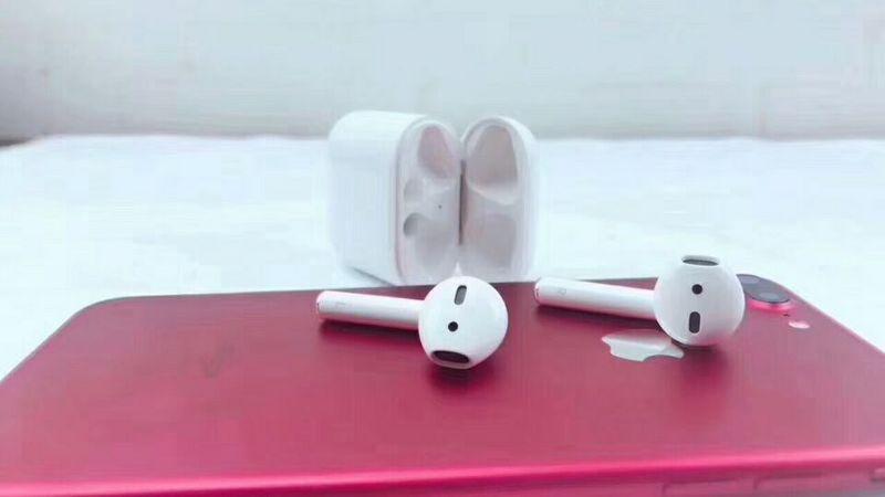 Monster beats Apple AirPods wireless