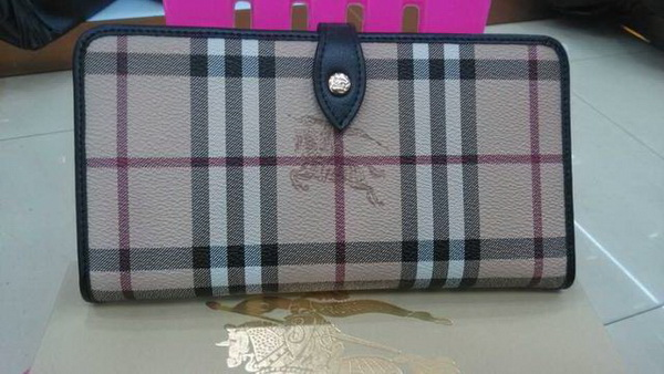 Super Perfect Burberry Wallet(Original Leather)-006