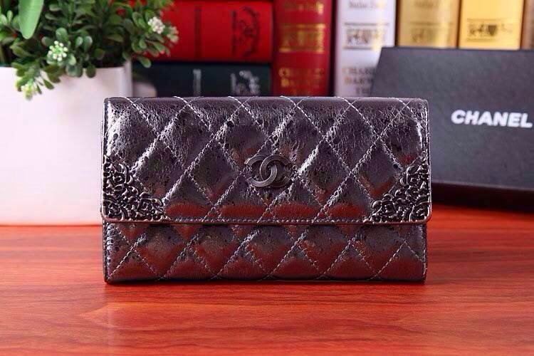 Super Perfect CHAL Wallet(Original Leather)-260
