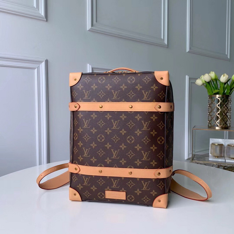 LV High End Quality Backpck-073