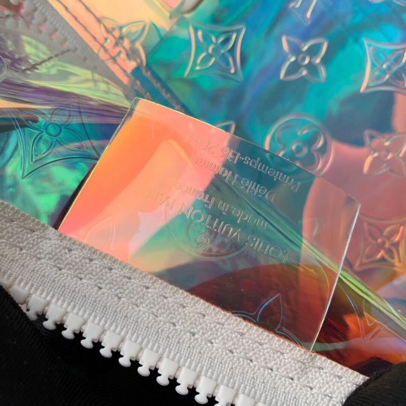 LV Keepball Prism Monogram Travel bag