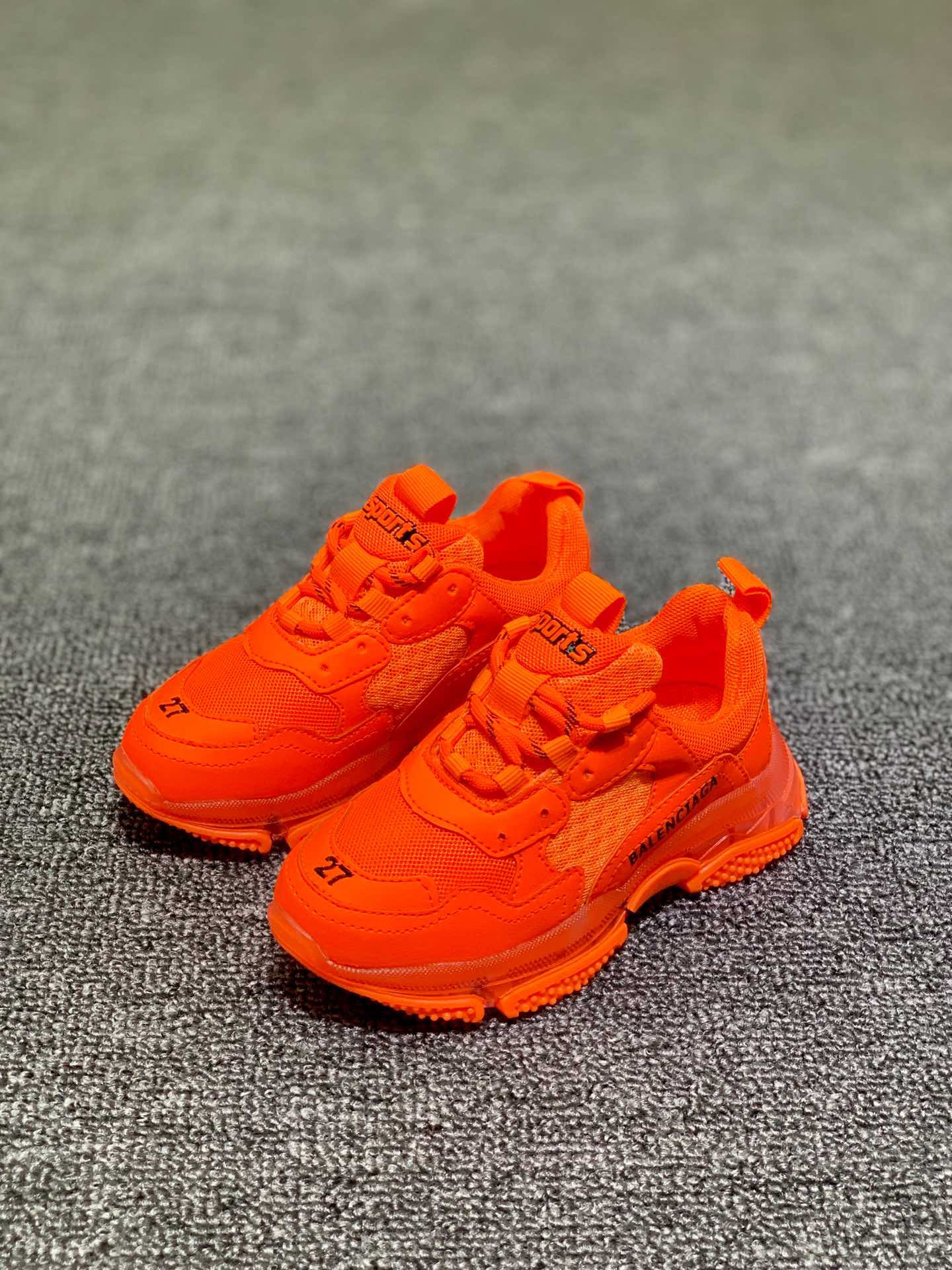 Balenciaga Kids Shoes-009