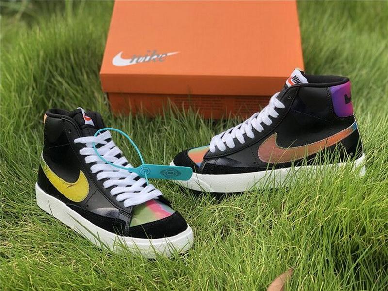 Authentic Nike Blazer Mid ′77 VNTG Black