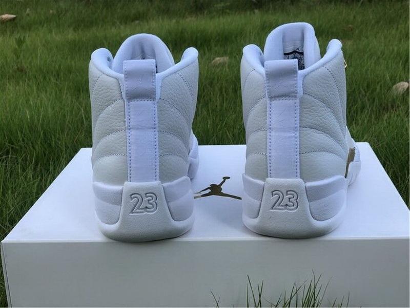 """Authentic Air Jordan 12 OVO """"White"""" Restock"""
