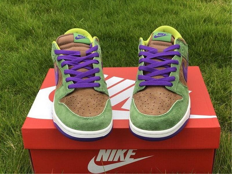 """Authentic Nike Dunk Low SP """"Veneer"""""""