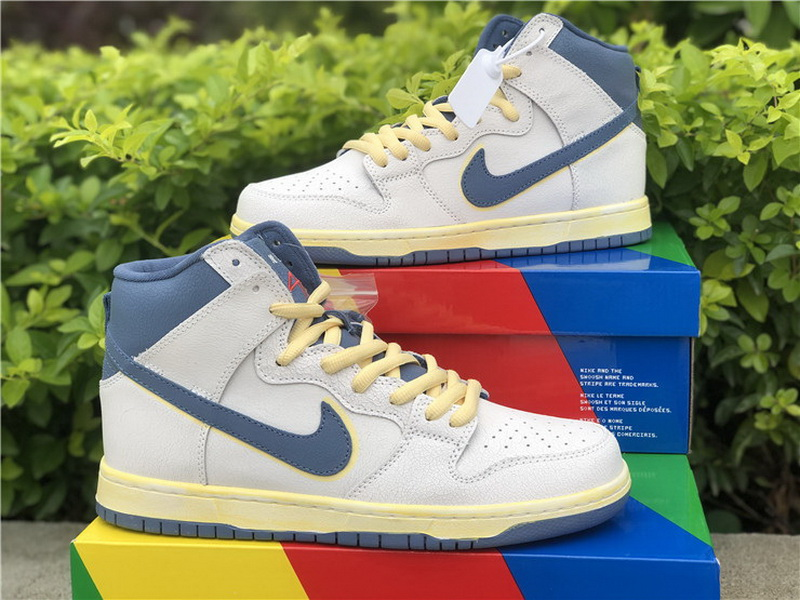 """Authentic Atlas x Nike Dunk SB High """"Lost at Sea"""""""
