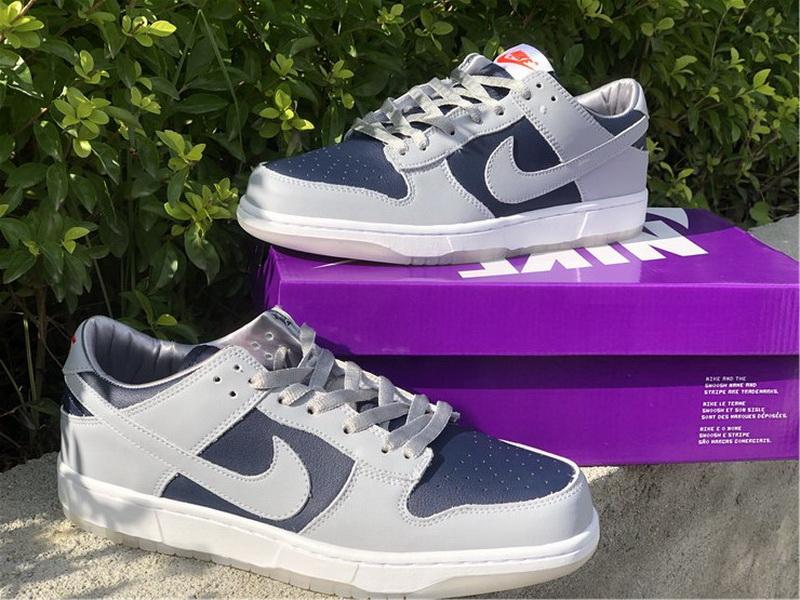 Authentc Nike Dunk SB Low Grey Dark