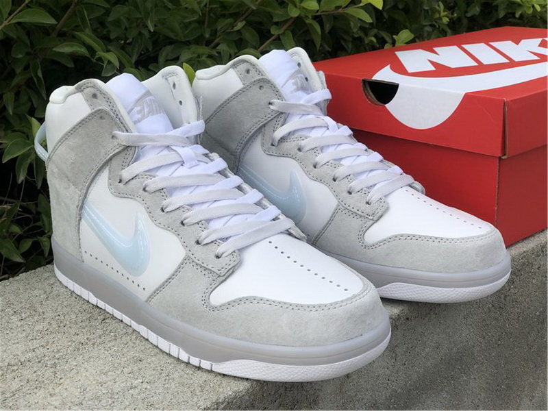 Authentic Slam Jam x Nike Dunk High