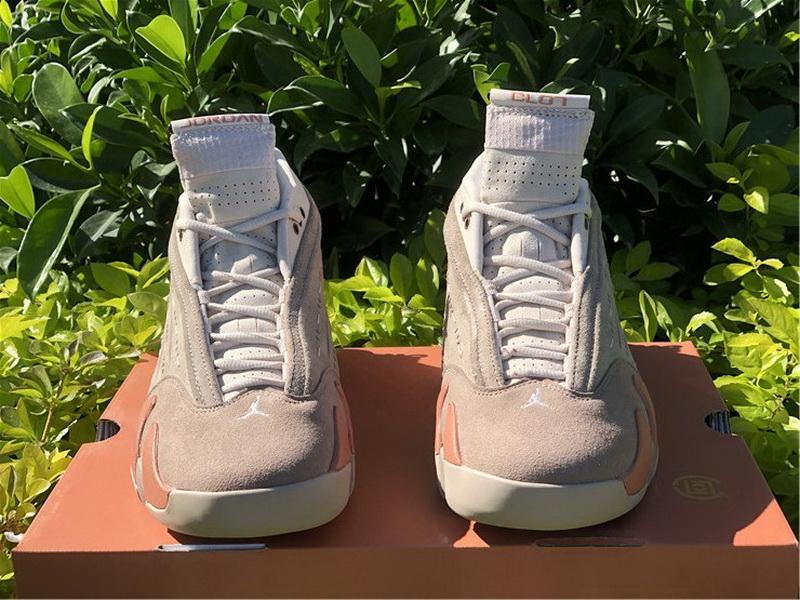 CLOT X Air Jordan 14 Low