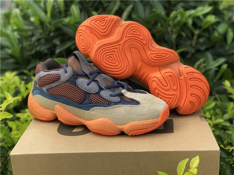 """Authentic Yeezy 500 """"Enflame"""""""