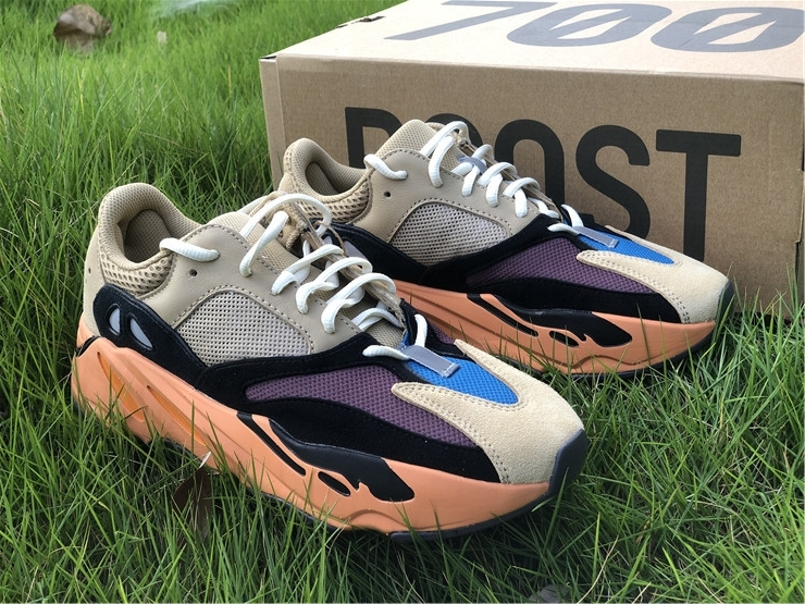 """Authentic Yeezy Boost 700 """"Enflame Amber"""""""