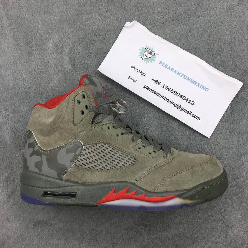 purchase cheap 9acb5 bd541 Authentic Air Jordan 5 x Bape x Trophy Room Jordan 5 Men