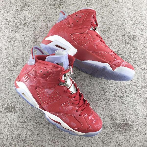 Authentic Air Jordan 6 Slam Dunk Jordan 6 Men