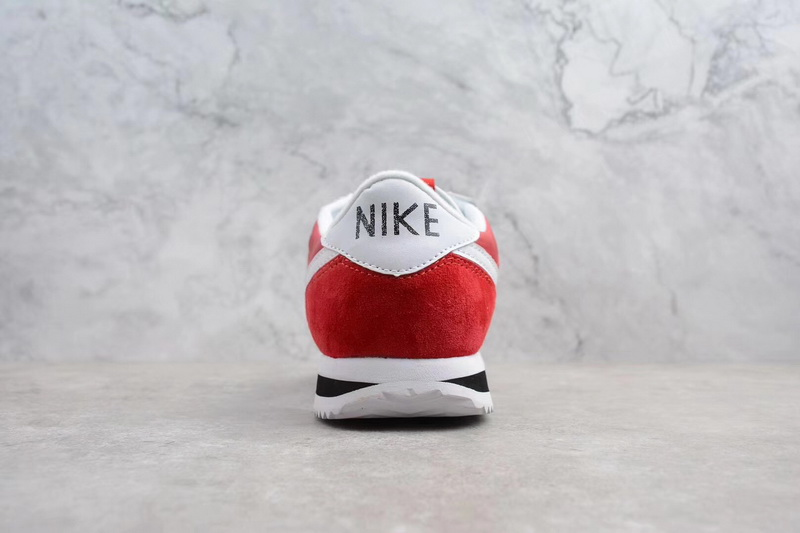 new product 5acdb 103bc Authentic Nike Cortez X Kendrick Lamar Damn Red GS Nike Cortez