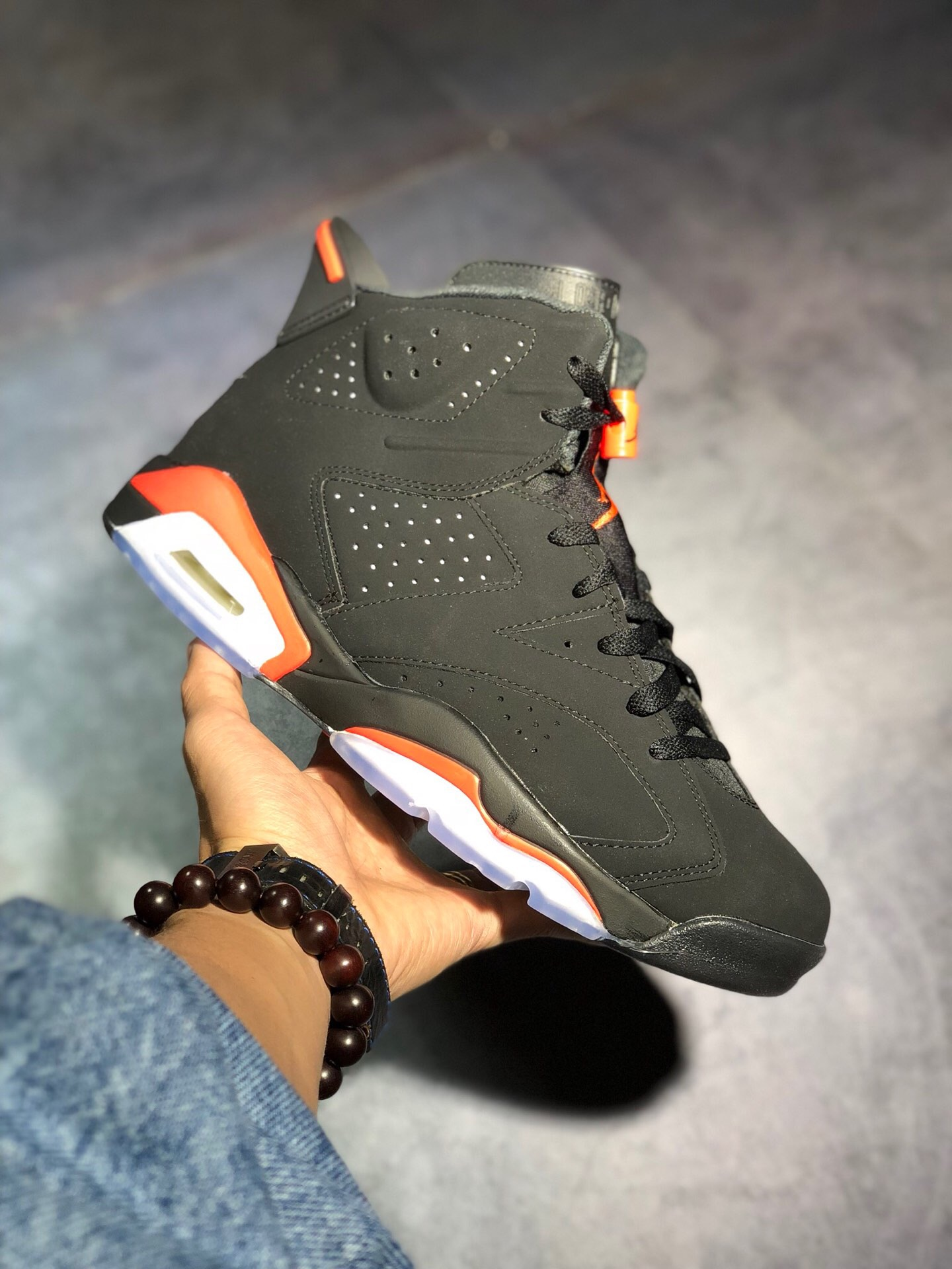Authentic Air Jordan 6