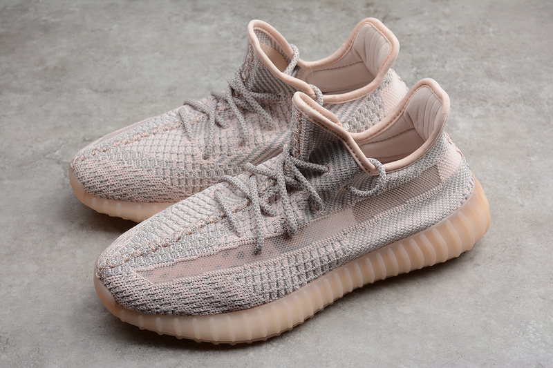 """Authentic Yeezy 350 V2 """"Synth"""" (full reflective)"""