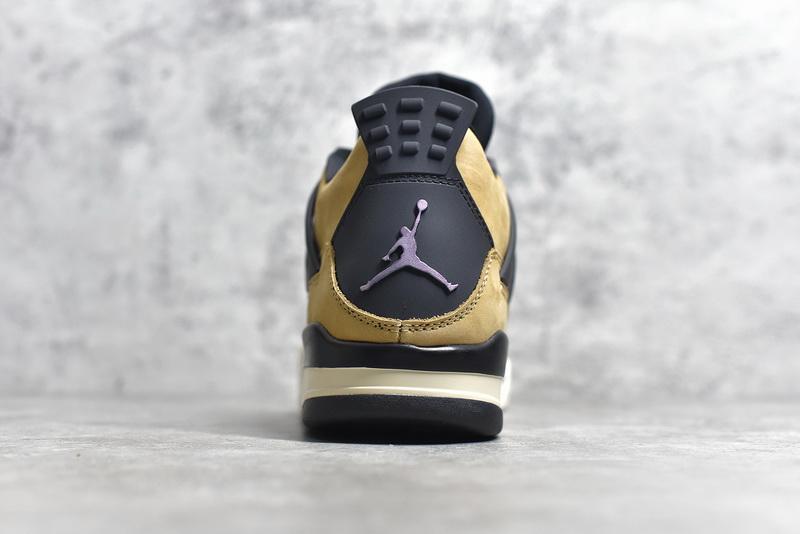 """Authentic Air Jordan 4""""Mushroom"""""""