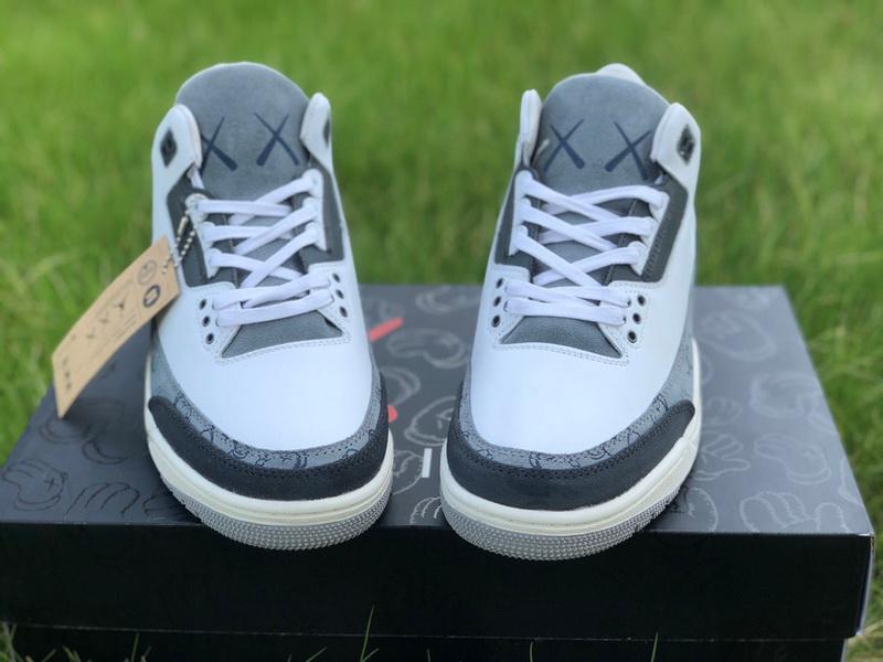 Authentic Air Jordan 3 Kaws