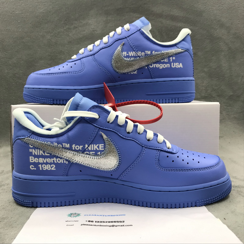 Authentic Off-White x Nike Air Force 1