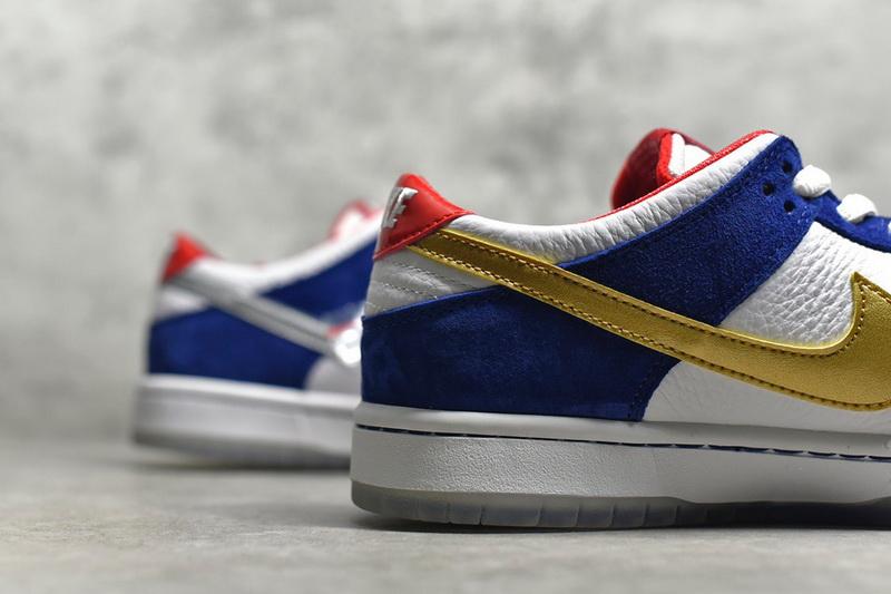 "Authentic Nike SB  Dunk Low Ishod Wair""BMW"""