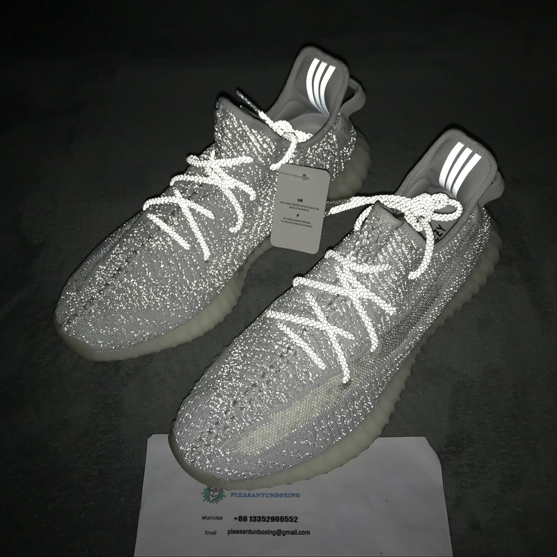 Authentic Yeezy 350 V2 Boost Static (full reflective)