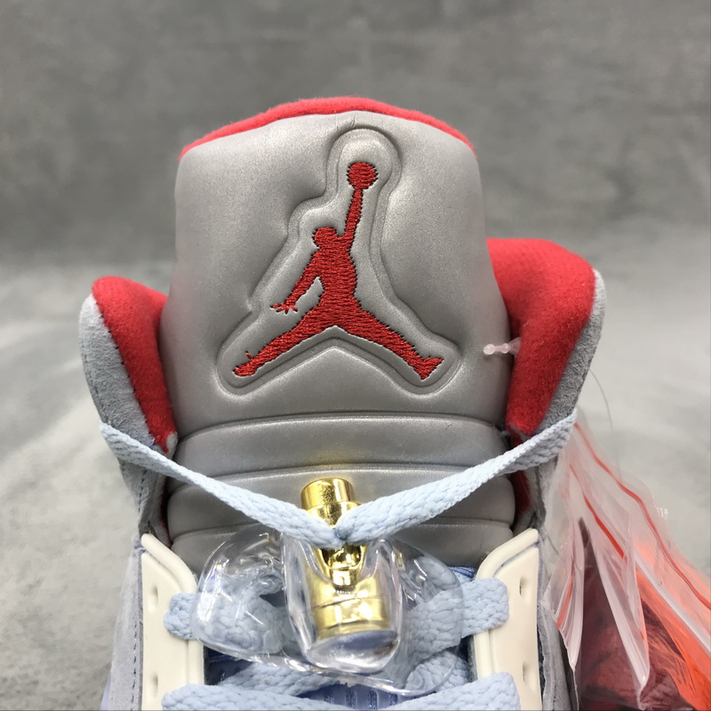 Authentic Trophy Room x Air Jordan 5