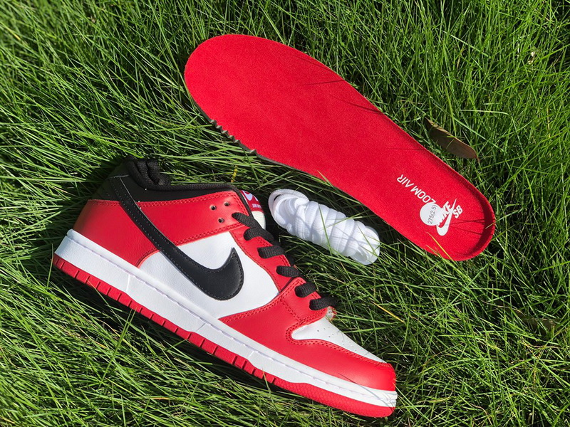 """Authentic Nike Dunk SB Low """"Chicago"""""""