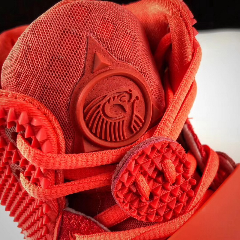 Authentic Air Yeezy 2 Red October(with receipt)