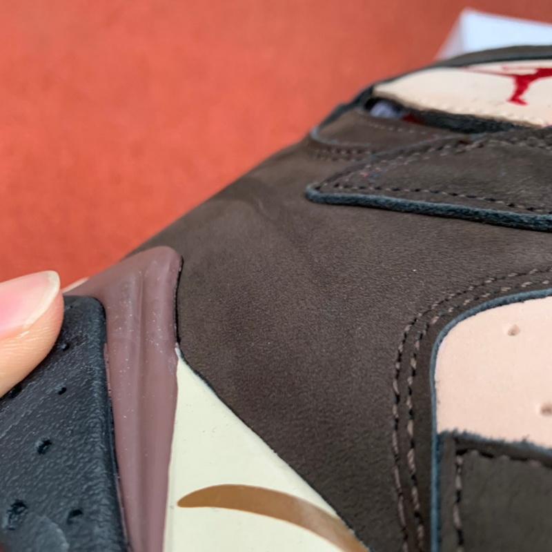 Authentic Patta x Air Jordan 7 Retro OG SP Shimmer