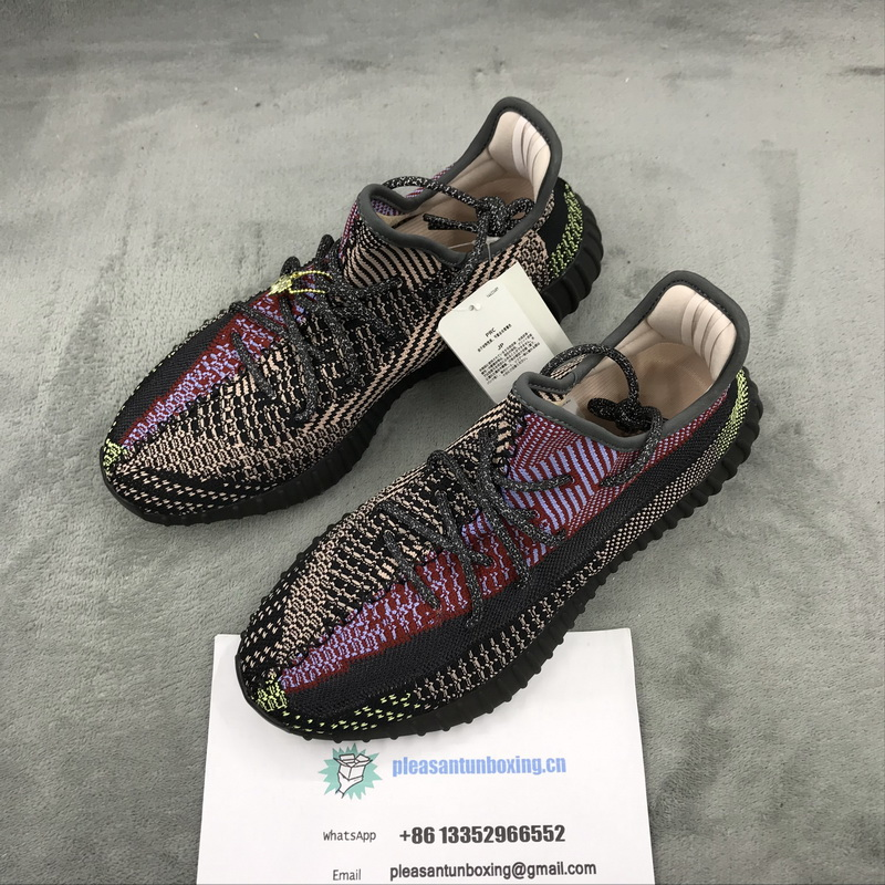"Authentic Yeezy 350 Boost V2 ""Yecheil"" (only lace reflective)"