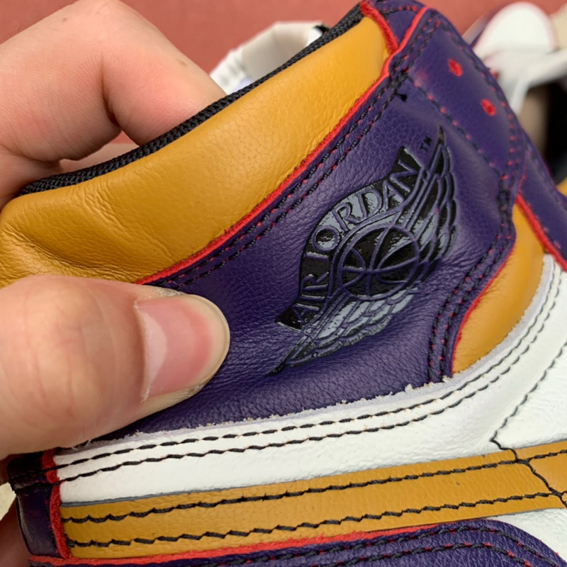 Authentic Air Jordan 1 x Nike SB Court Purple