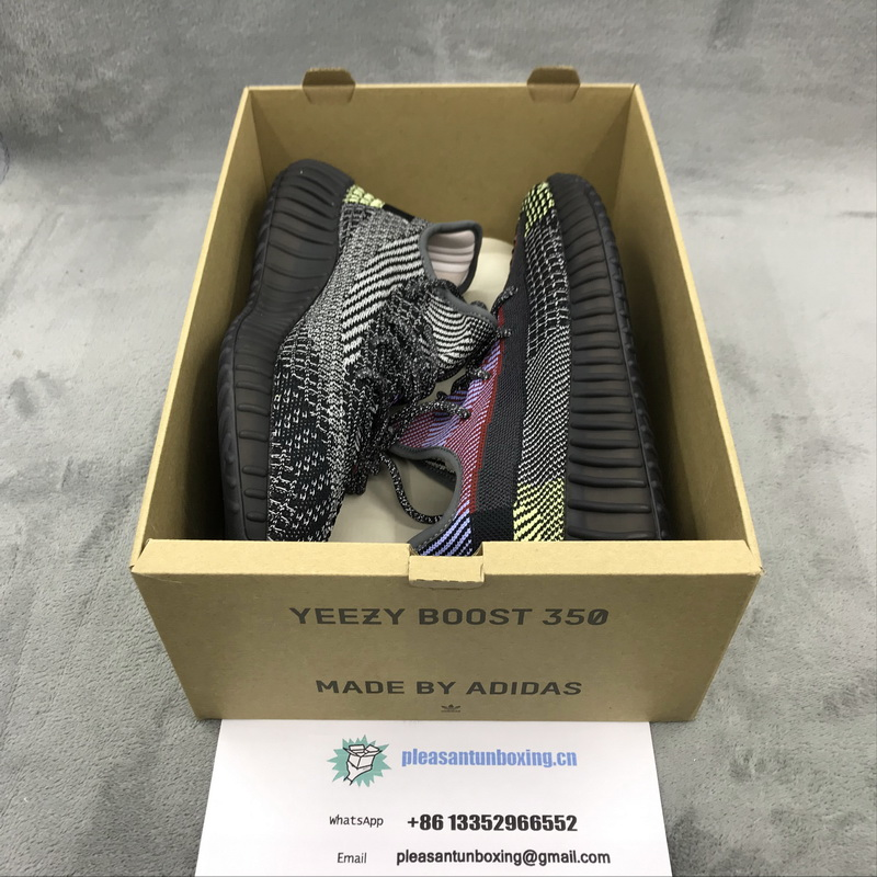 "Authentic Yeezy 350 Boost V2 ""Yecheil"" (full reflective)"