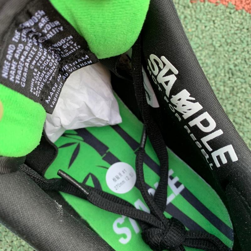 Authentic Staple x Nike Dunk SB Low Pro GS