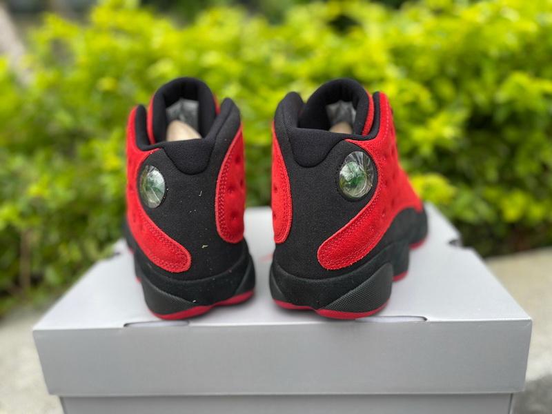 "Authentic Air Jordan 13 ""Reverse Bred"""