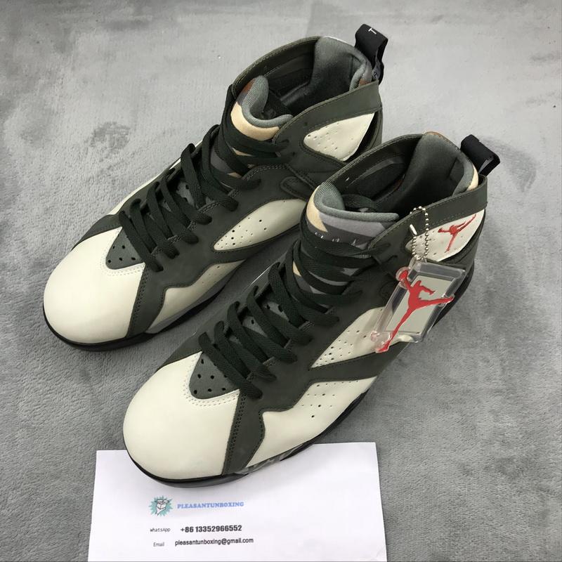 Authentic Patta x Air Jordan 7