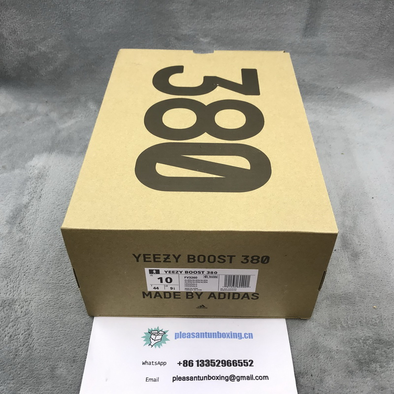 Authentic Yeezy Boost 380