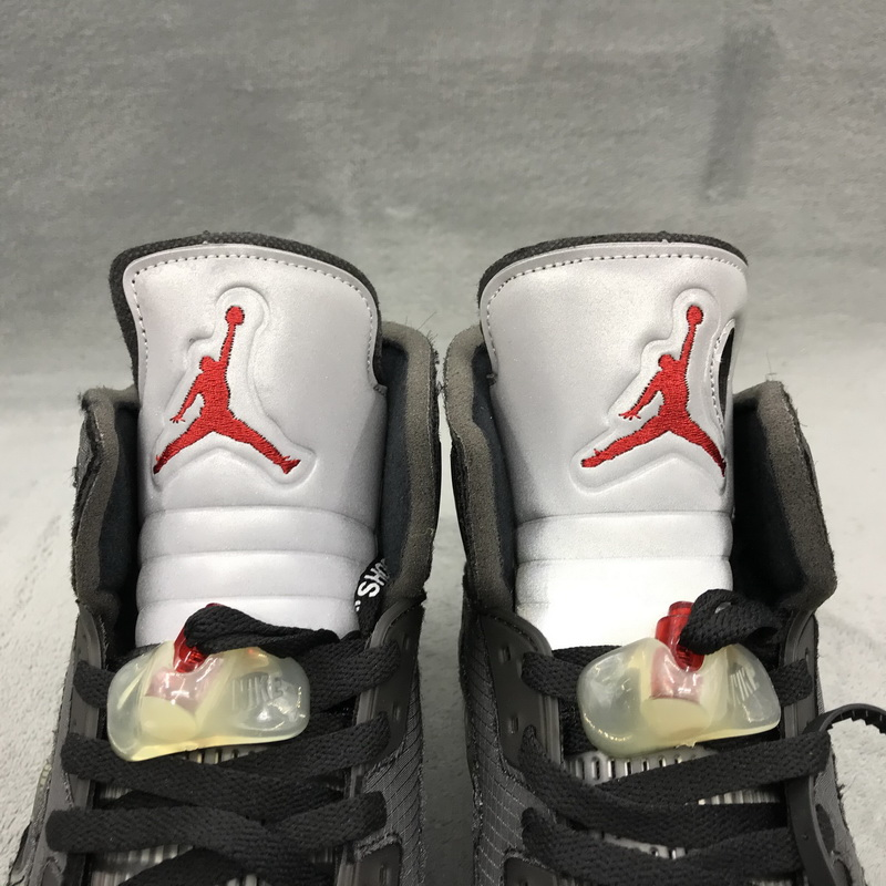 Authentic Off White x  Air Jordan 5
