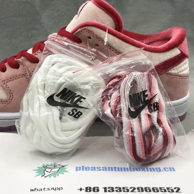 Authentic Strangelove x Nike SB Dunk Low Pro QS