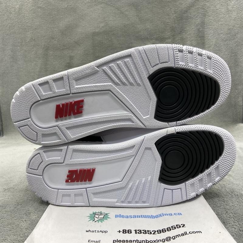 "Authentic Air Jordan 3 SE DNM ""Fire Red"""