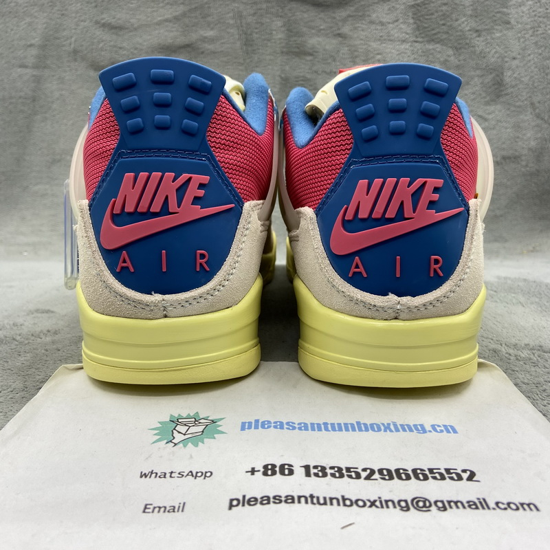 Authentic Union LA x Air Jordan Guava Ice