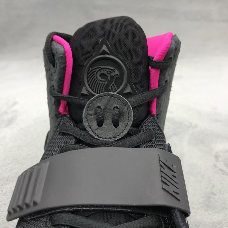"""Authentic Nike Air Yeezy 2 """"Solar Red"""""""