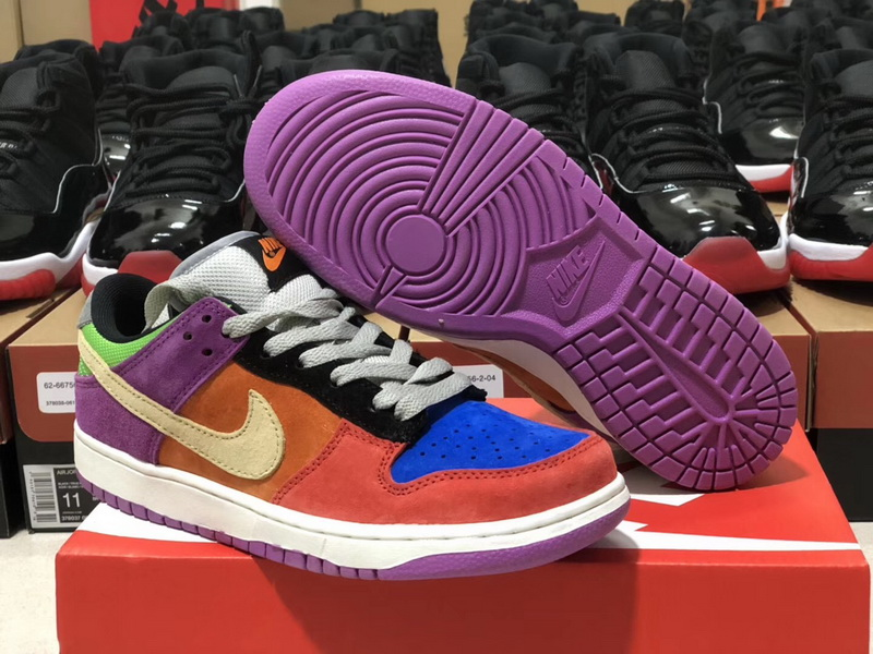 Authentic Nike SB Dunk SP Viotech GS
